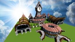 Mobfloor Lobby Minecraft Map & Project