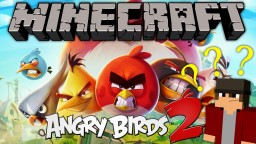 If Angry Birds 2 was in Minecraft