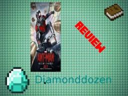 Ant-Man - A DiamondBlog Review Minecraft Blog Post