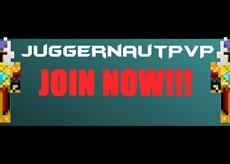 JuggernautPvP || Factions || Crates || Raiding || Creeper eggs || Craftable Spawners || JuggernautPvP.com Minecraft Server