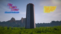 instand battle tower - only one command - Minecraft 1.8 vanilla mods Minecraft Project
