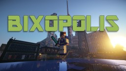 BIXOPOLIS: A Coastal Minecraft City Minecraft Map & Project