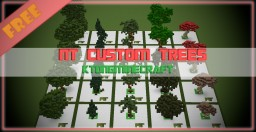 NT Simple Custom Trees Bundle/Pack (By ktongminecraft) Minecraft Map & Project