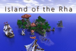 Island of the Rha Minecraft Project
