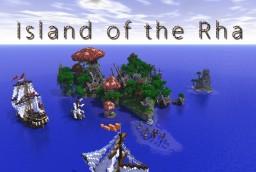 Island of the Rha Minecraft