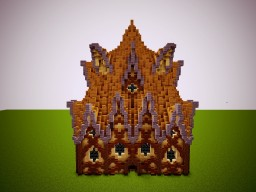 Elven Structure Minecraft Map & Project