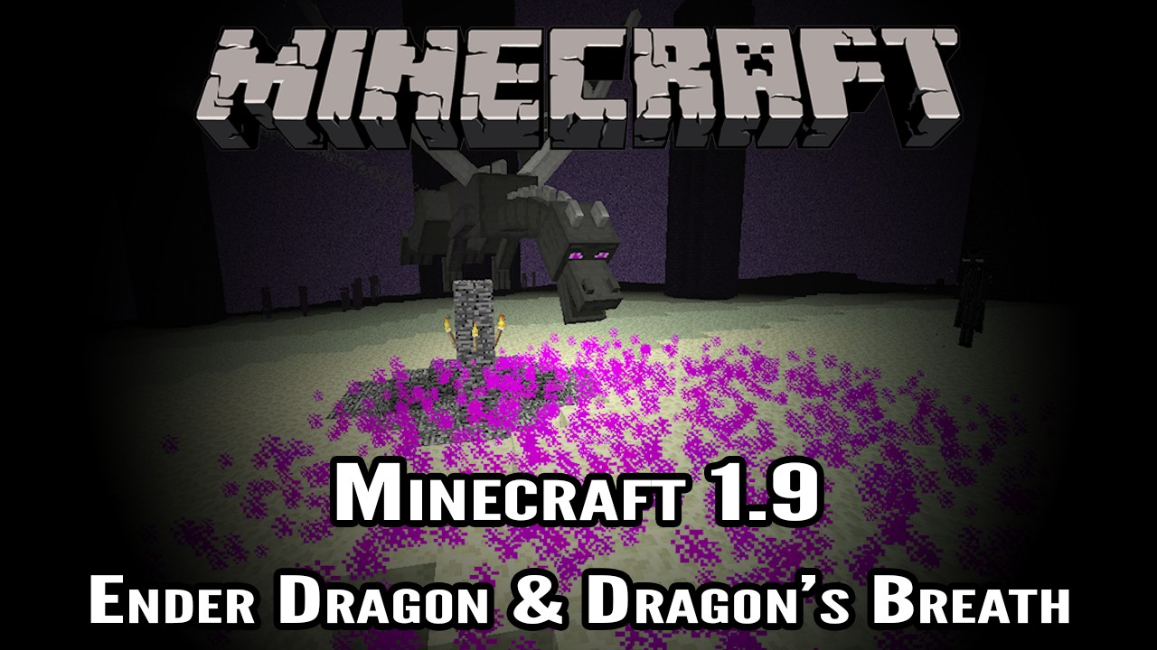 how to get to the dragon in minecraft