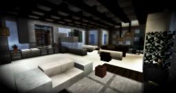 Steve's Penthouse - Modern Concept Minecraft