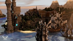 GrandBourg By MrBatou [TheOldWorld] Minecraft