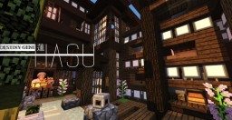 Hasu - Lotus Traditional Suites (PS Contest)(Modern Oriental Japanese Penthouse)(1.8+)(First Place) Minecraft Project