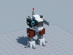 TTC: Bullpup Class Hardsuit - Mark 3 Minecraft