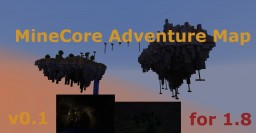 Adventure ParkourMap (With No Respawn Screen) Minecraft Map & Project