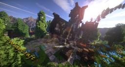Hlafton - BlackSmith [SCHEMATIC] Minecraft