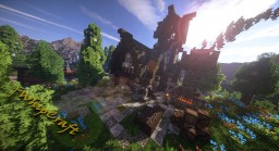 Hlafton - BlackSmith [SCHEMATIC] Minecraft Project