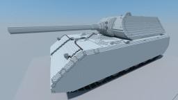 Panzerkampfwagen VIII Maus 27:1 Minecraft