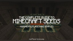 The complete guide to Minecraft seeds - monuments, places and temples Minecraft Blog Post