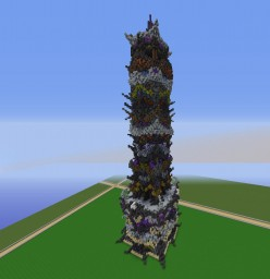 Tower Of Saxia Minecraft