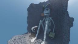 Dead Pirate Captain Minecraft