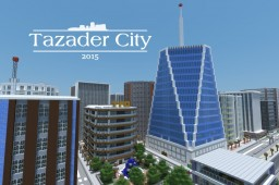 Tazader City 2015 Minecraft