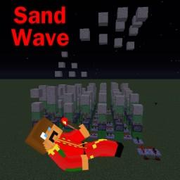 Minecraft Sand Wave Minecraft Map & Project