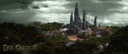 Dol Guldur - LOTR - (The Hobbit) Minecraft