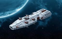 TTC: Steward Class Corvette Minecraft Project