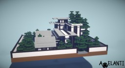 TheContrast || A Post-Modern Estate Minecraft Map & Project