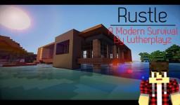 Rustle (Modern Survival #2) Minecraft Map & Project