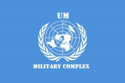 U.M. Military complex Minecraft Map & Project