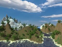 Waterfall - A Custom Terrain Minecraft