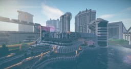 Mikaria city Minecraft Project