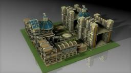 Biblioteca (by LAKE) Minecraft Map & Project