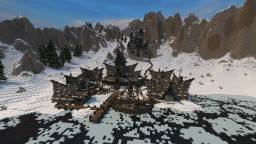Frostcorner [World of Targur] Minecraft Project