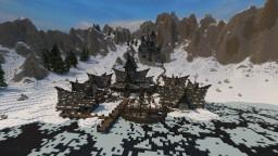 Frostcorner [World of Targur] Minecraft