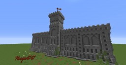 Wall & Tower Design Minecraft Map & Project