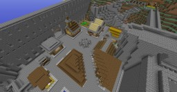 Medieval Land Minecraft Map & Project