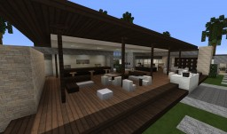Bar lounge Minecraft