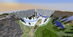 PvP / Kit PvP Map | Biome Map Minecraft Map & Project