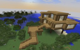 House Minecraft Project