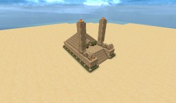 The 15 Minute Speed Temple Minecraft Project
