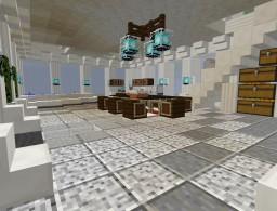 Modern Penthouse Minecraft Map & Project