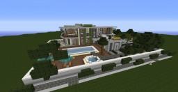 Modern Mansion 5