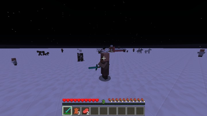 how to get a villager to follow you minecraft