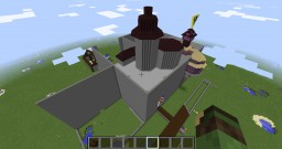 The American Institute for Witchcraft and Wizadry Minecraft Map & Project