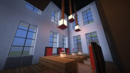 Placid Modern Household Minecraft Map & Project