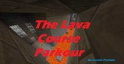 The Lava Course Parkour Map