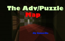 The Adve/Puzzle Map (Fixed) Minecraft Project