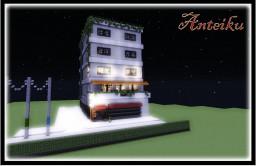 Tokyo Ghoul Anteiku Minecraft Map & Project
