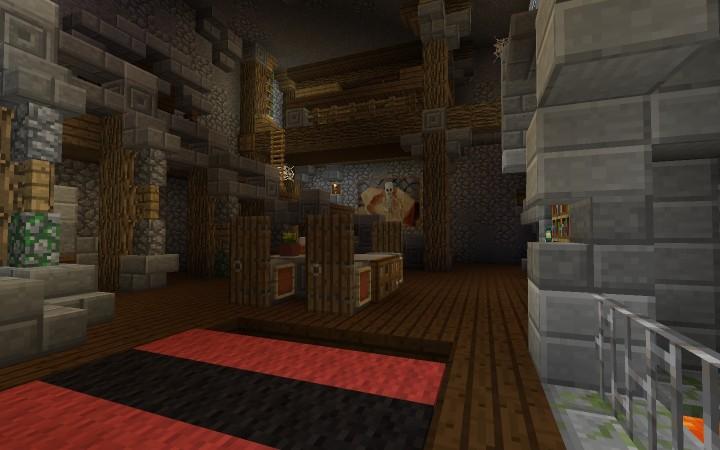 Medieval Manor Minecraft Map