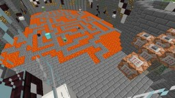 Mine-maze (15w31c) Be an armor stand!? Minecraft Map & Project